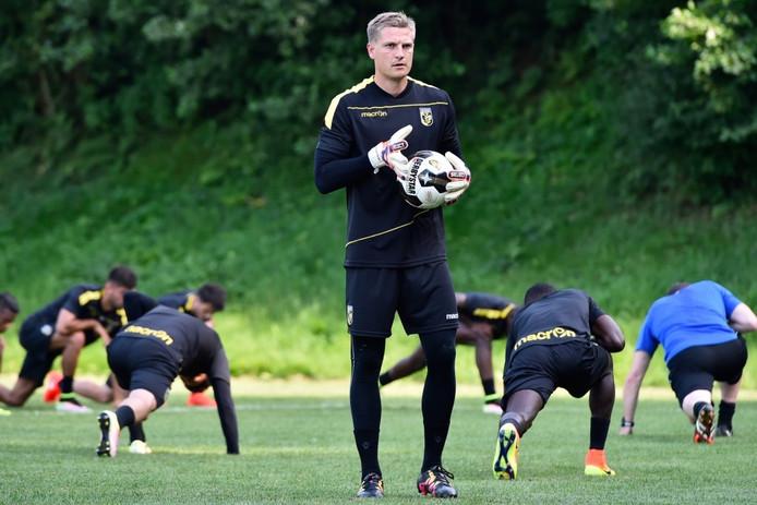 Vitesse-proefspeler Michael Tornes