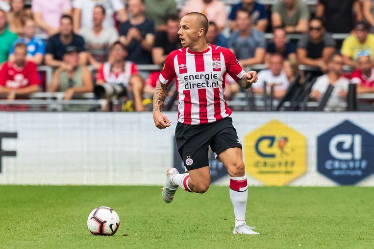 José Angelo, een jeugdproduct van City, speelde al eens in de Eredivisie bij NAC Breda. Nu maakt hij de definitieve overstap naar de Nederlandse eerste klasse.