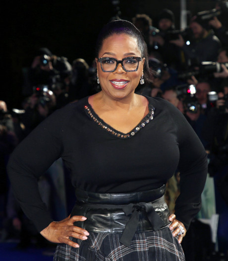 Oprah Winfrey doneert 10 miljoen dollar