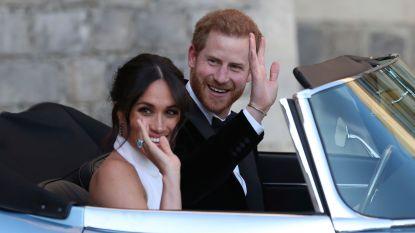 Harry en Meghan verbreken contact met vier Britse tabloids