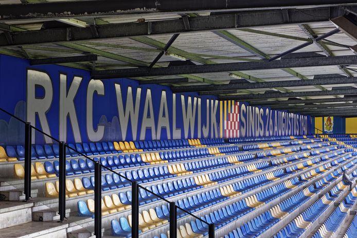 Bij RKC Waalwijk wordt deze week geen publiek toegelaten bij de trainingen. De Waalwijkse club bekijkt elke week of die maatregel eventueel versoepeld kan worden.