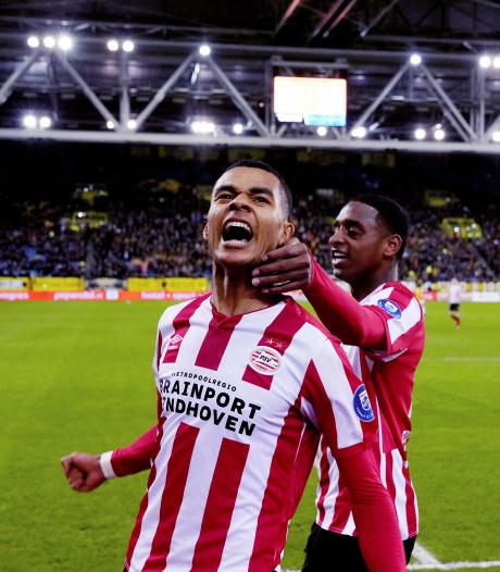 PSV boekt in Arnhem tweede uitzege op rij