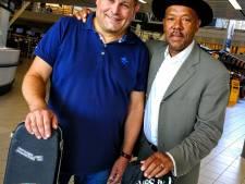 Robert (48) laat Almelo kennis maken met zijn 'liefde' op Bock & Bluesfestival