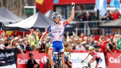 Pinot klimt naar zege in Vuelta, ijzersterke Yates neemt optie op eindwinst