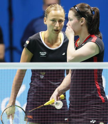Piek en Seinen naar kwartfinales EK badminton