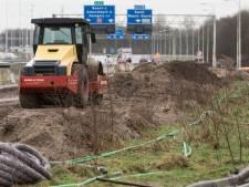 A1 meerdere weekenden deels afgesloten wegens werkzaamheden