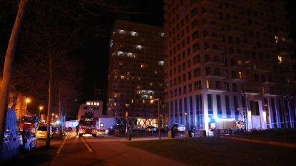 Blok met twintig verdiepingen ontruimd aan Park Spoor Noord door kelderbrand