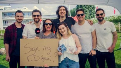 Snow Patrol-fan mag legendarisch moment 7 jaar na 'Music For Life' opnieuw beleven