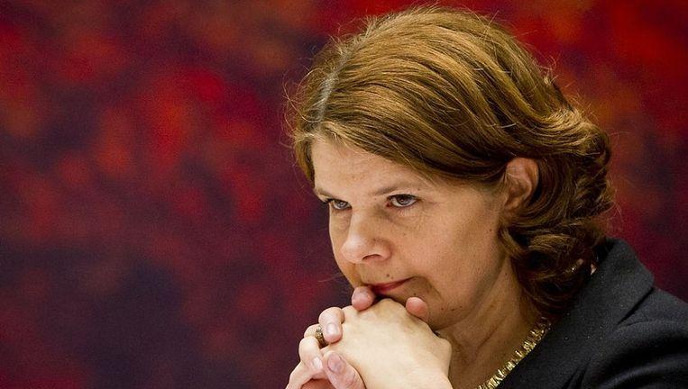 Minister van onderwijs Marja van Bijsterveldt. Beeld anp