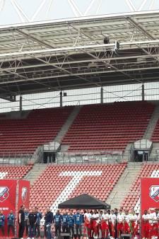 Geen gebreken aan Galgenwaard gevonden: FC Utrecht speelt gewoon thuis tegen VVV