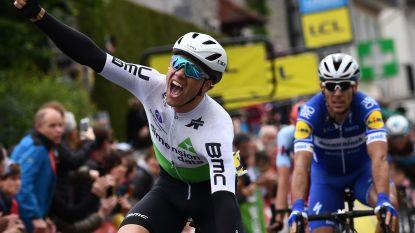 Net geen Belgisch succes: Boasson Hagen troeft landgenoten af in opener Dauphiné