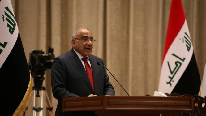 Iraaks parlement keurt maanden na verkiezingen nieuwe premier goed