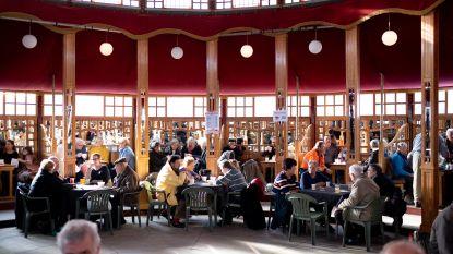 111de jaarmarkt palmt centrum Rijmenam in
