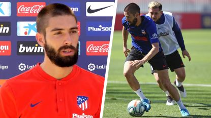 """Carrasco is blij dat groepstrainingen in La Liga zijn hervat: """"Elke speler snakt naar competitie"""""""