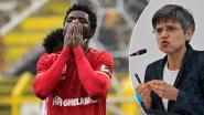 Gouverneur Berx blijft bij verbod op profvoetbal in Antwerpen, expertengroep Celeval kan verbod nog overrulen