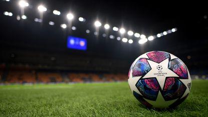 UEFA overweegt matchen in Champions League achter gesloten deuren