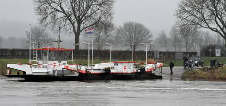 Aangepaste tijden veerdiensten tussen Brabant en Limburg
