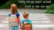 """Gemeente lanceert campagne """"veilig terug naar school"""""""