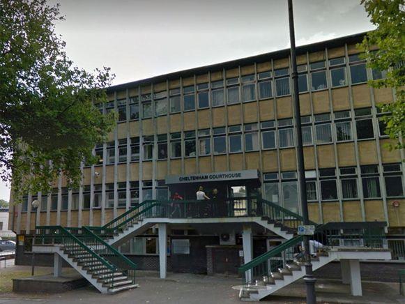 De rechtbank van Cheltenham, waar de zaak werd behandeld.
