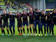 Willem II vestigt clubrecord in uitduels