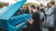 Iedereen vrijdag welkom op 'openingswandeling' van 123-piano