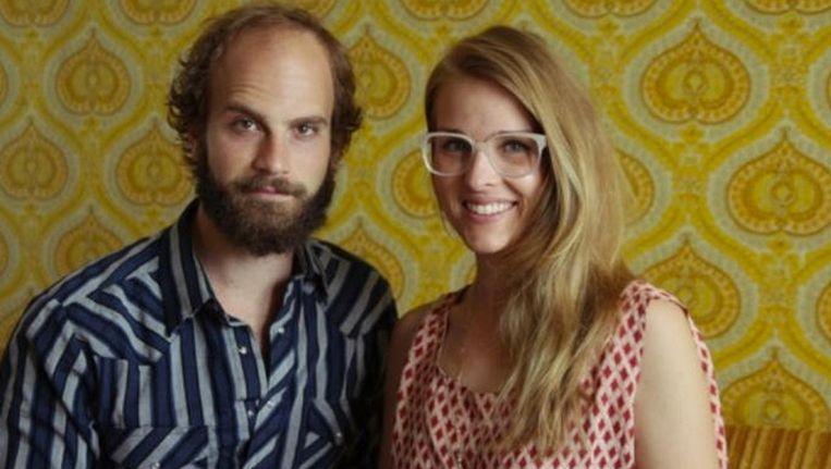 Ben Sinclair en Katja Blichfeld in High Maintenance. Beeld Vimeo