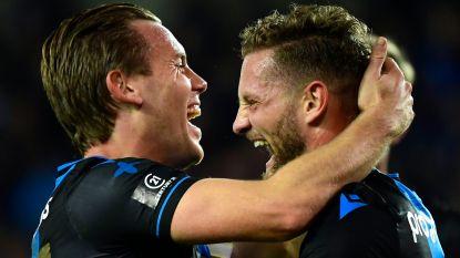 Met de handrem op: Club Brugge boekt simpele zege tegen mak KV Oostende