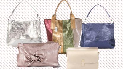 Must Have Metallic: 5 tassen om bij weg te dromen