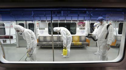 Dodental MERS-virus Zuid-Korea loopt op