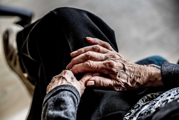 De slachtoffers waren telkens bejaarde vrouwen. (illustratiebeeld)