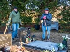 Begrip en teleurstelling over opschonen begraafplaats Bergen op Zoom