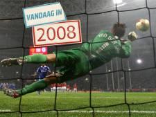 Toen Van der Sar eindelijk zijn 'Van Breukelen-moment' had