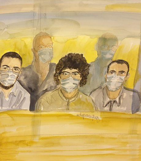 Au procès du Thalys, le militaire américain raconte comment il s'est jeté sur le tireur