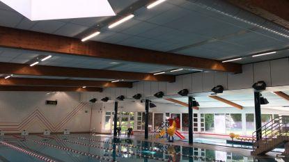 Aangepaste openingsuren zwembad