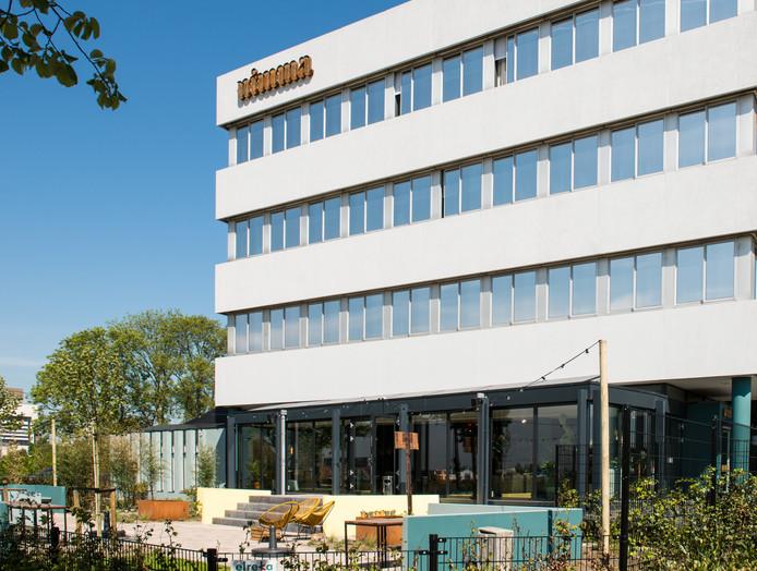 25. Hotel Nimma aan de Weurtseweg Architectenbureau: Croonen Architecten. Opdrachtgever: Nimma Stay Solutions.