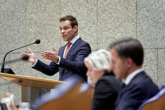 CDA-Kamerlid Martijn van Helvert.