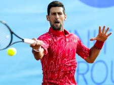Kritiek vanuit alle hoeken voor met corona besmette Djokovic