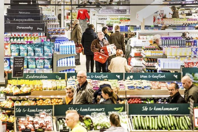 De nieuwe World of Food van DekaMarkt in Apeldoorn.
