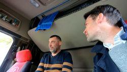 """Zo leven buitenlandse truckers in ons land: """"Ik verdien hier 2.000 euro per maand"""""""