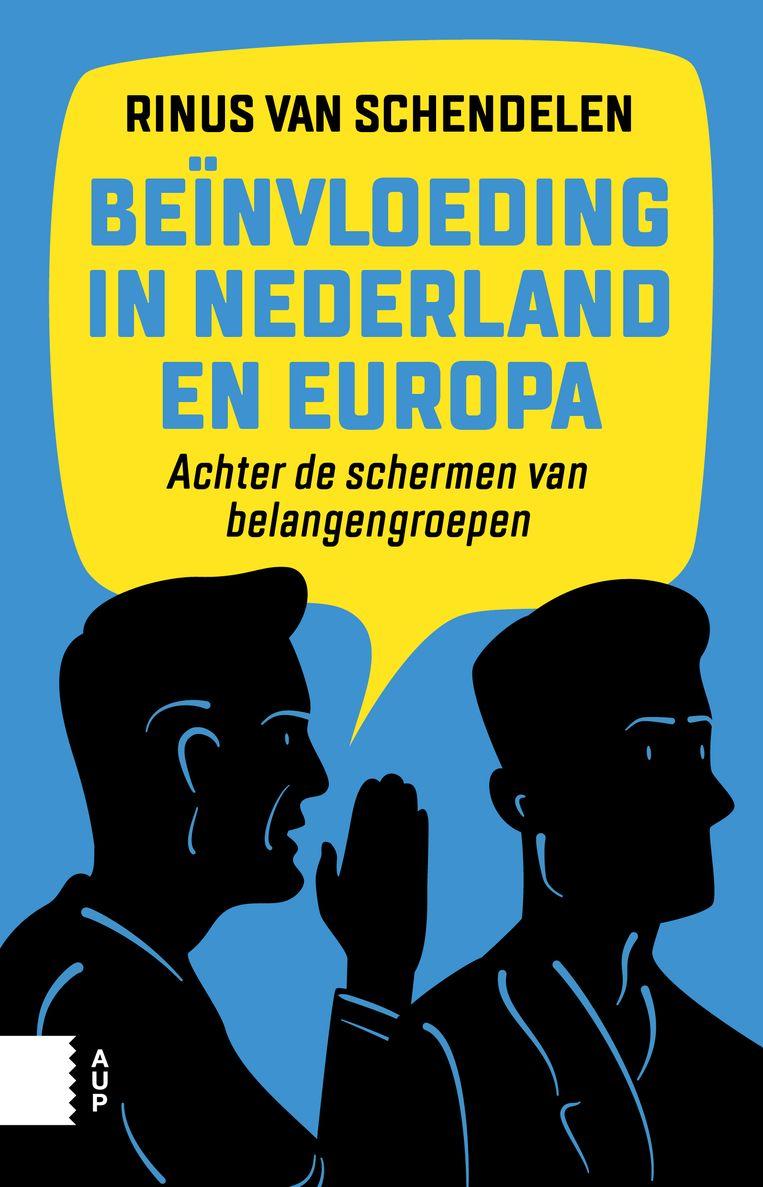 Rinus van Schendelen - Beïnvloeding in Nederland en Europa Beeld rv