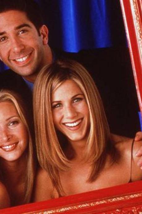 Les surprises cachées de Google pour les 25 ans de Friends