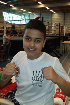 Rake klappen op NK jeugd Muay Thai in Eindhoven