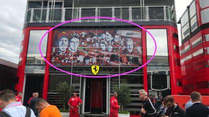 """Onze F1-watcher in Monza spot sterren en merkt dat Alonso zich geen illusies meer moet maken: """"Hij zal nooit meer welkom zijn bij Ferrari"""""""