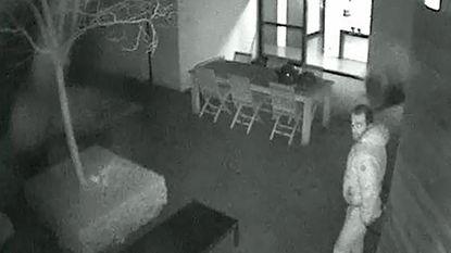 Slachtoffer inbraak zet bewakingsbeelden online
