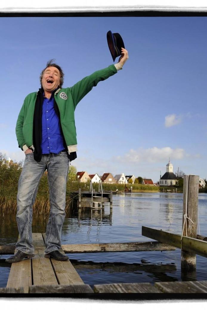 Theater Bouwkunde krijgt op het Eindeloos Festival Jeroen Zijlstra op de planken.