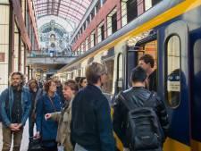 Reizigers blij met trein naar België. Maar wel op tijd graag!