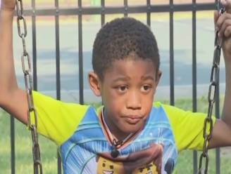 Jongetje (5) redt 13 mensen uit brand
