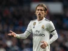 Luka Modric vers l'AC Milan?