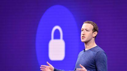 Facebook betaalt recordboete van 5 miljard na privacyschandalen