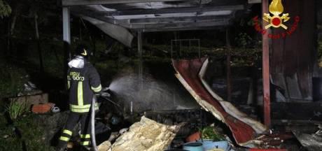 Vijf doden door explosie in vuurwerkfabriek in Italië